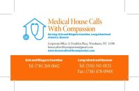 Medical House Calls With Compassion